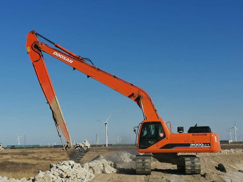 18米~30米加长臂挖掘机出租